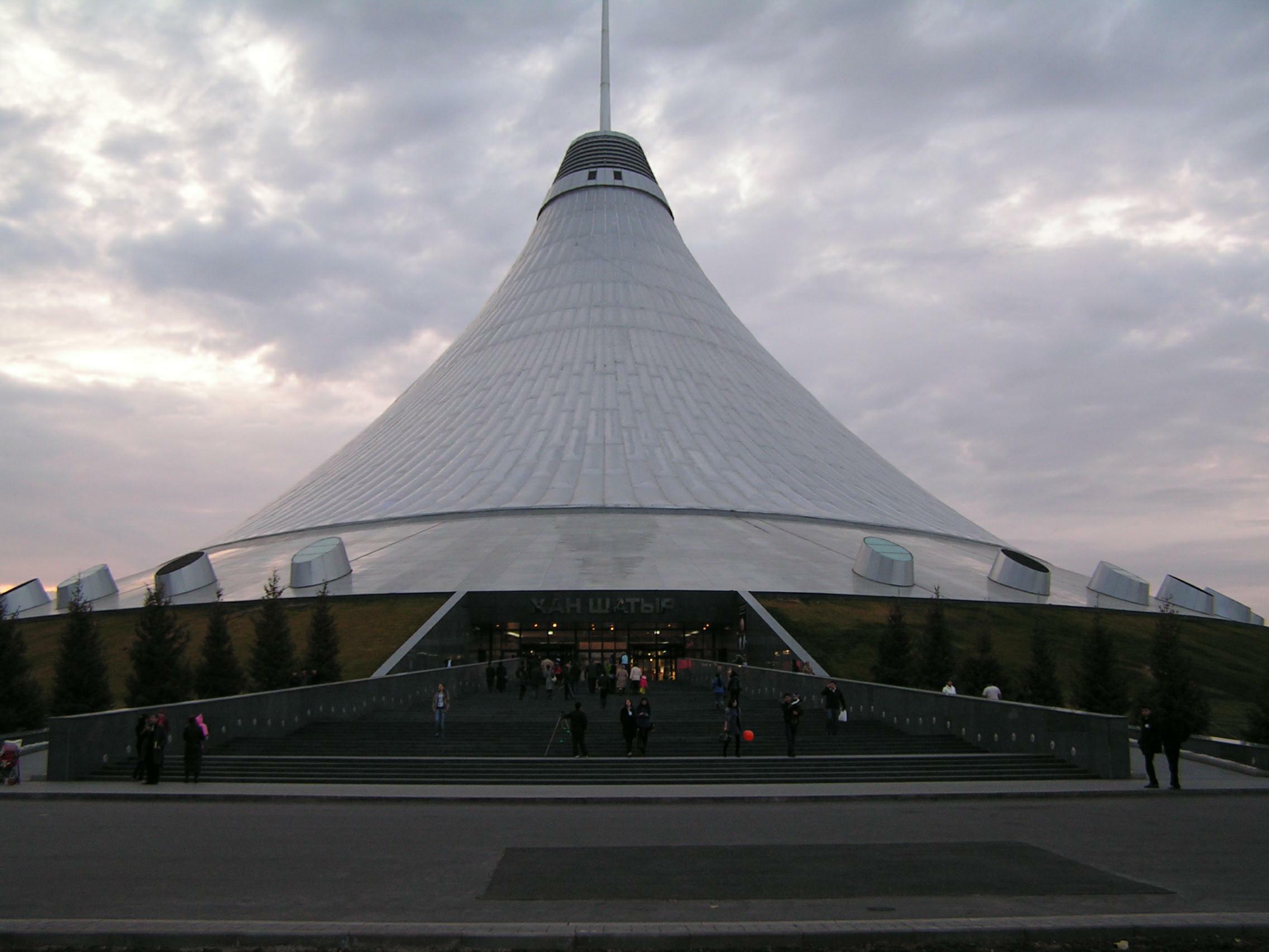 obrazek obchodni centrum Chan Šatyr